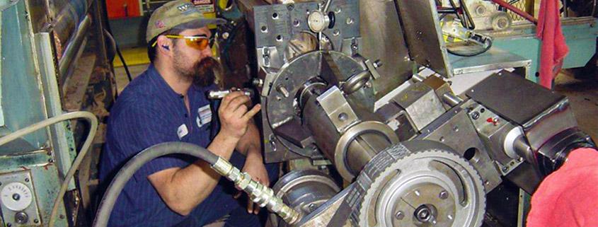 long-term repair of your machine