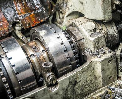Machine retrofitting