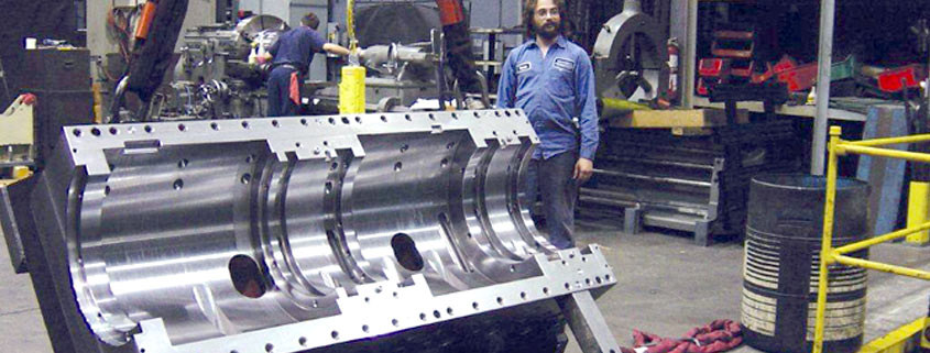 Machine Retrofitting WI Indiustrial Machine Services